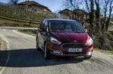 Форд добавляет новые дизельные двигатели для S-MAX и Галактика минивэнов