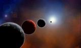 На небі вишикується міні-парад планет