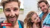 Три Ютуберов померти в зануритися водоспад