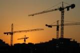 Будівельні підприємства збільшили обсяги робіт до 36,3 млрд. гривень