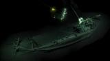 На дні Чорного моря знайшли найдавніший корабель